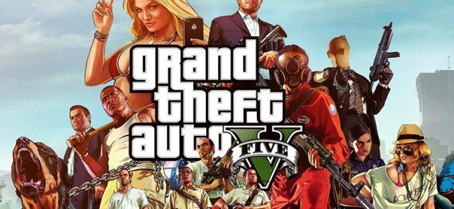 Chỉnh full màn hình game GTA 5 - Học viện DC