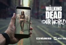 game The Walking Dead Our World - game xac song
