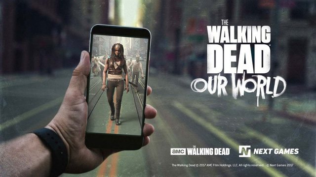game The Walking Dead Our World