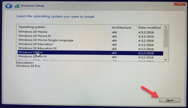 Huong Dan Cai Windows 10 4
