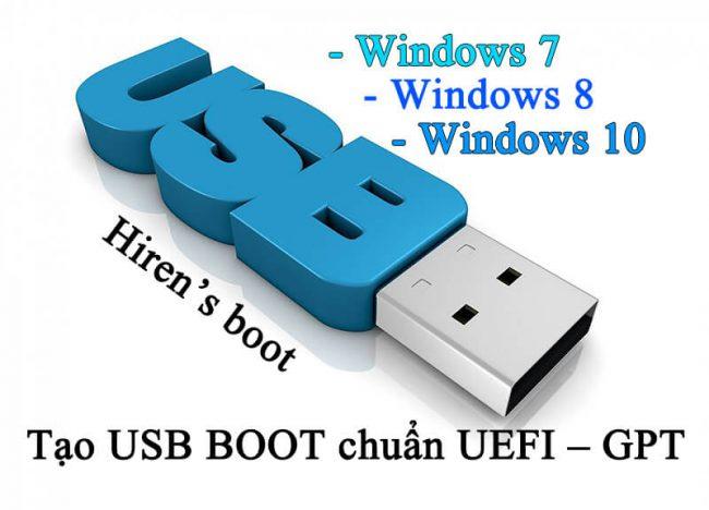 Tao Usb Chuan UEFI Va Legacy 9