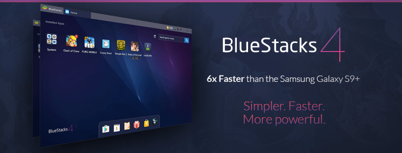 Bluestack 4 Pc Laptop