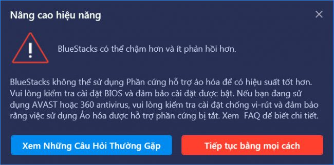 Bluestacks 4 Gia Lap Android Tren May Tinh 10