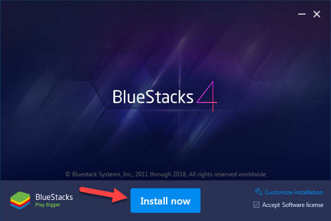 Bluestacks 4 Gia Lap Android Tren May Tinh