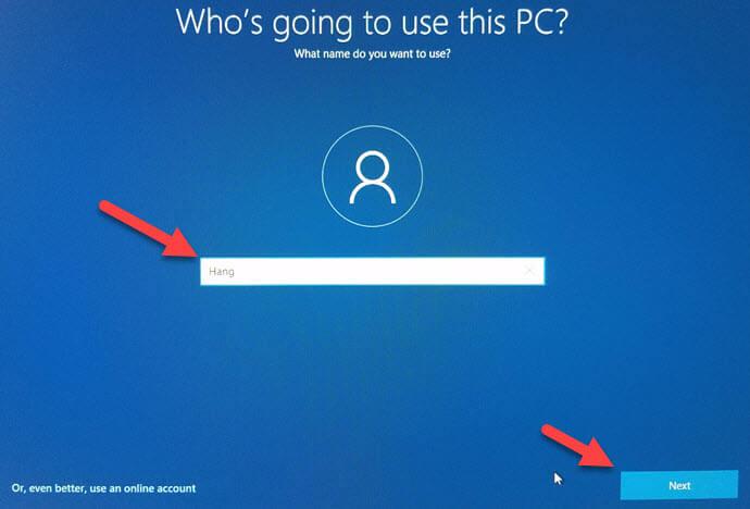 Huong Dan Cai Windows 10 10