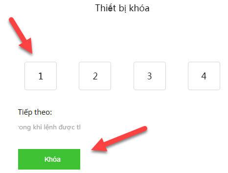 Quen Mat Khau Dien Thoai Xiaomi 6