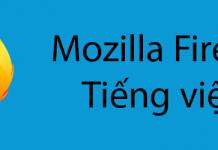 Mozilla Firefox Tieng Viet 4