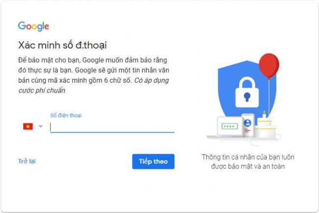 Huong Dan Dang Ky Tai Khoan Gmail 2