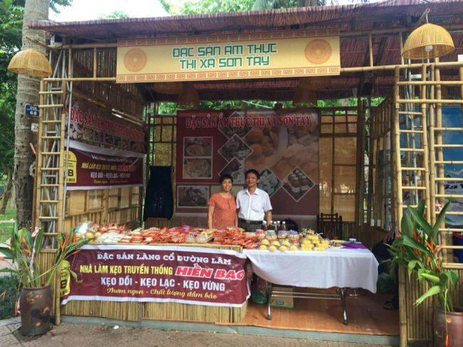 Kinh Doanh Keo Lac Duong Lam