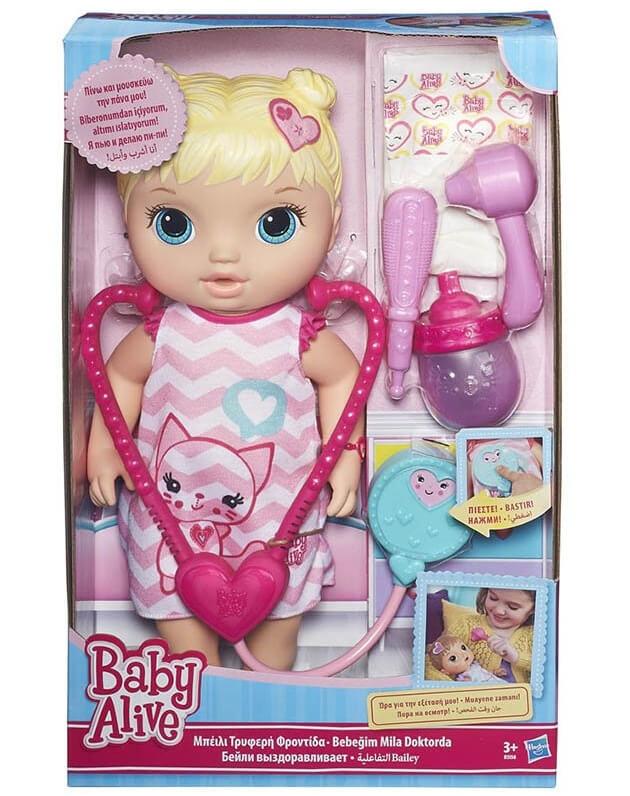đồ chơi bác sĩ cho bé