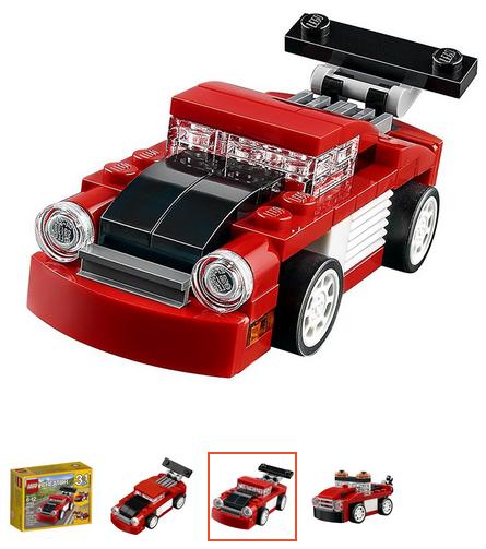 đồ chơi ghép ô tô cho bé