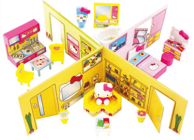 đồ chơi ngôi nhà vui vẻ