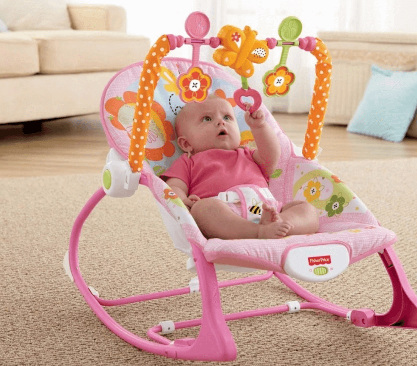 Ghe Rung Fisher Price Hong