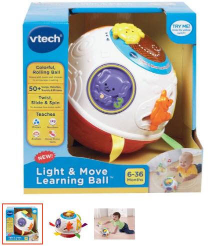quả bóng tập bò cho bé 1 tuổi