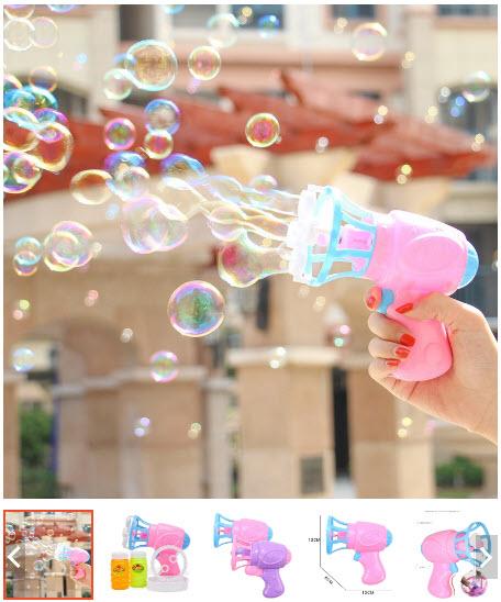đồ chơi nhật bản thổi bóng xà phòng