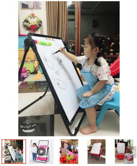 bảng vẽ giáo dục cho bé