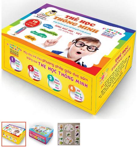 đồ chơi học chữ cho bé