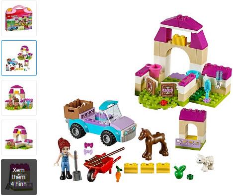 đồ chơi nông trại cho bé
