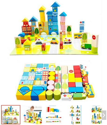mô hình nhà cửa cho bé