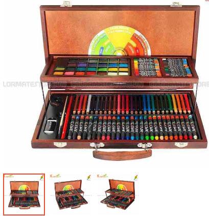 bút tô màu đa năng cho bé