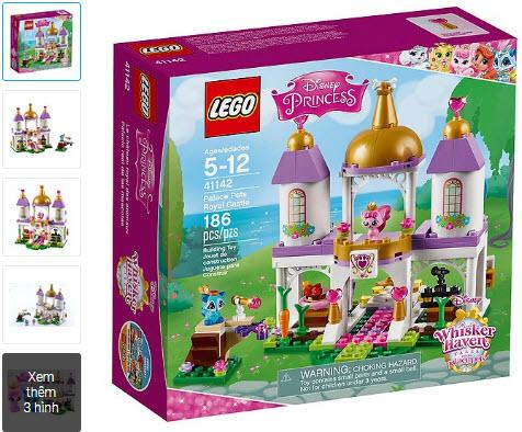 đồ chơi lâu đài cho bé