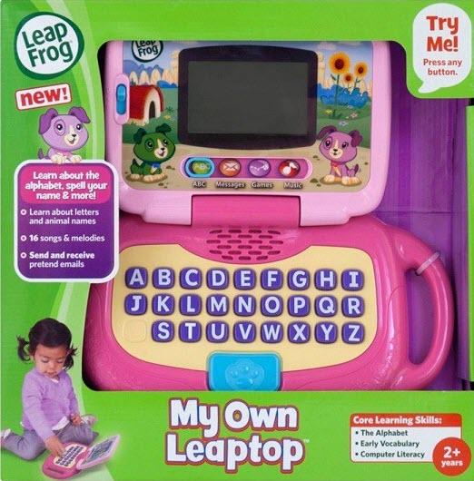 laptop đồ chơi cho bé tự học chữ