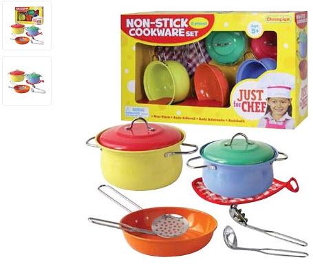 đồ chơi nấu ăn cho bé 6 tuổi