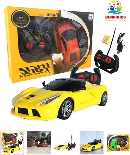 ô tô điều khiển cho trẻ em