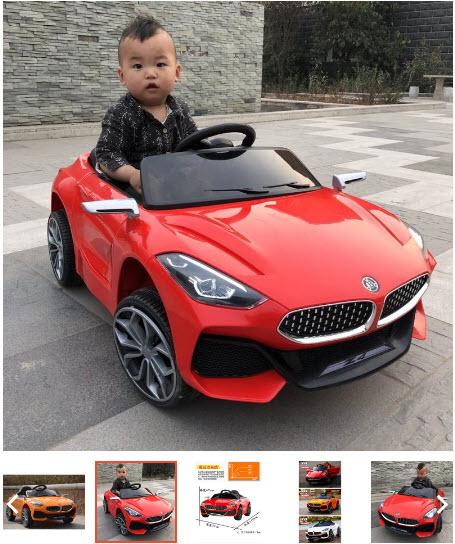 ô tô tự lái cho trẻ em