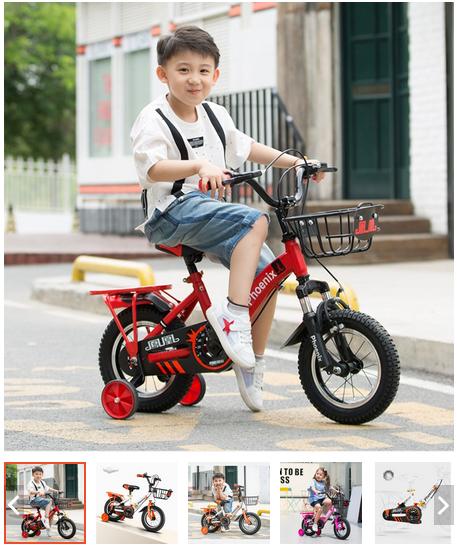 xe đạp cho trẻ em 3 4 5 tuổi