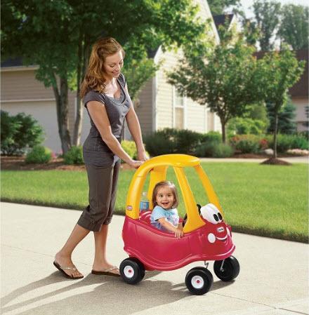 Xe ô Tô đẩy Trẻ Em