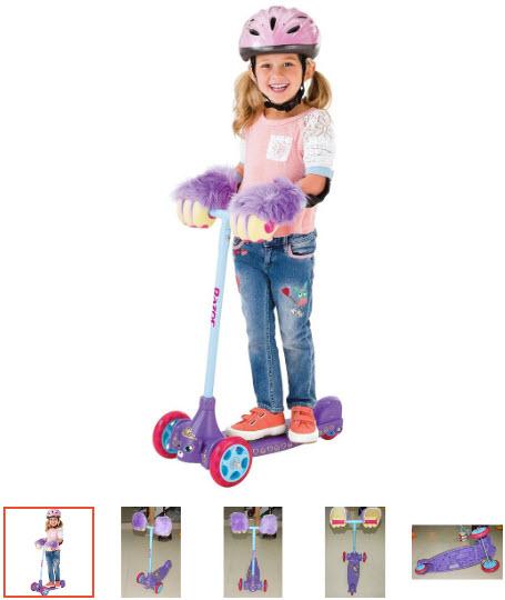xe trượt cho bé 6 tuổi
