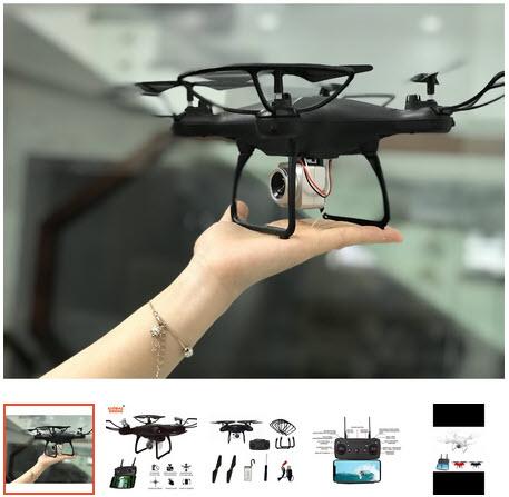 FLYCAM GLOBAL DRONE GW26