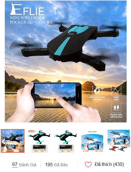 Flycam JY 018