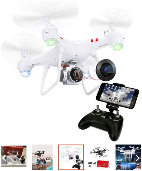 Flycam KY101 giá rẻ