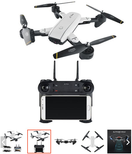 Flycam SG700 giá rẻ
