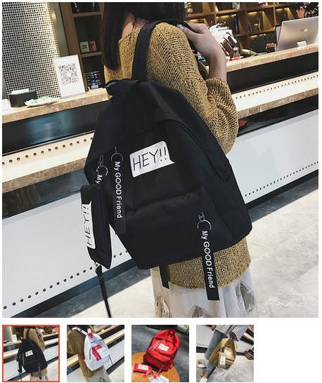 balo học sinh phong cách Hàn Quốc