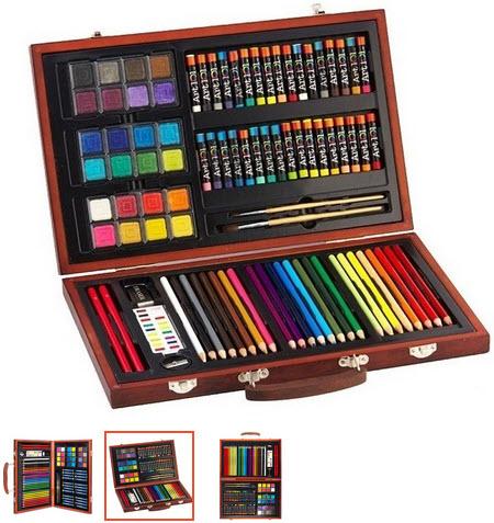 bộ bút màu đa năng