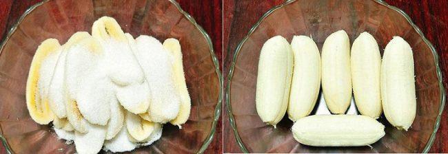 cách làm chuối sấy dẻo