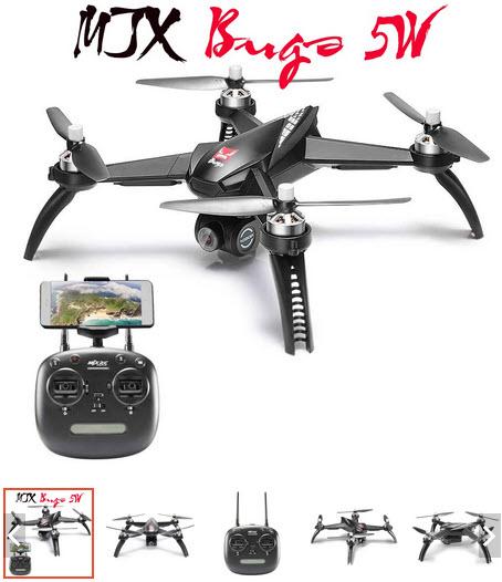 Flycam MJX Bugs 5W