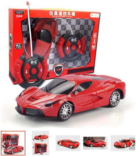 đồ chơi ô tô điều khiển