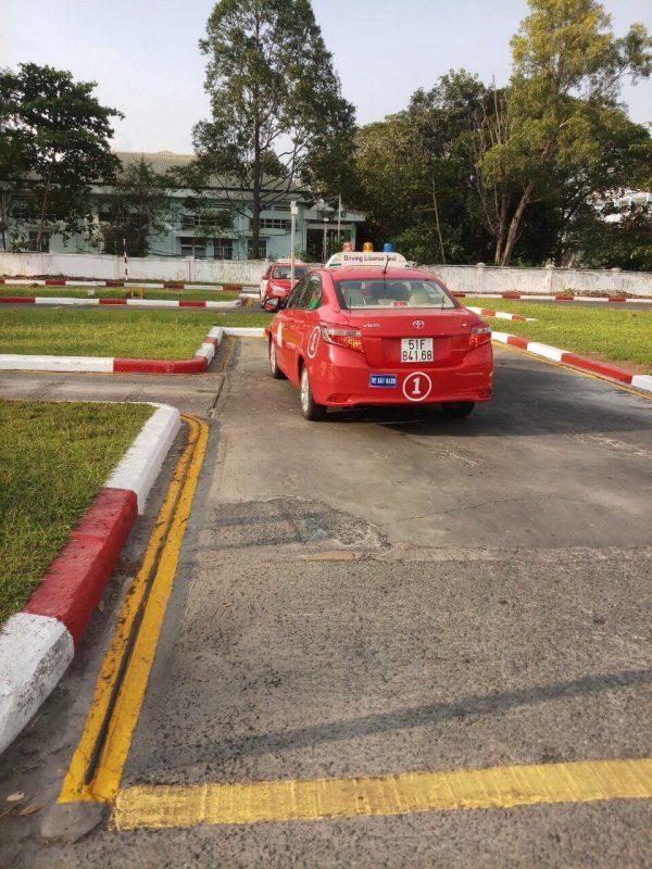 cách học bằng lái xe B2