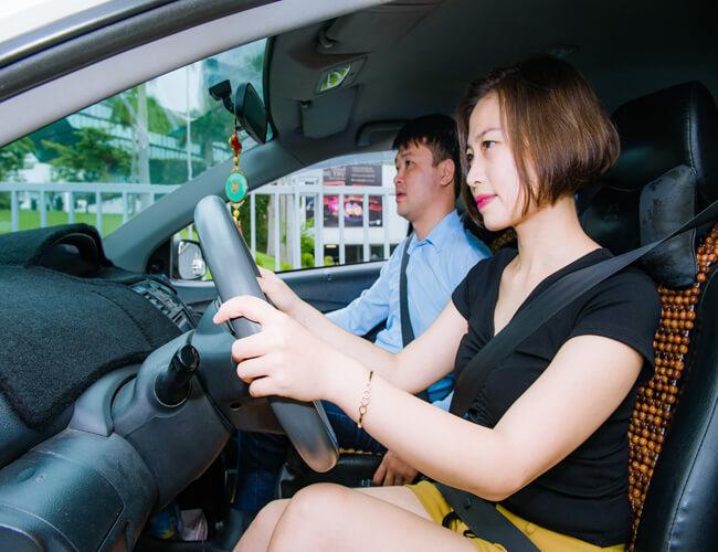 đăng ký học lái xe b2