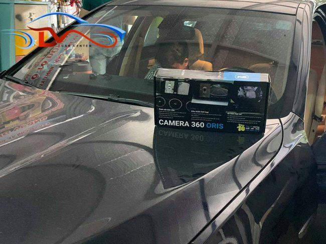 lắp camera 360