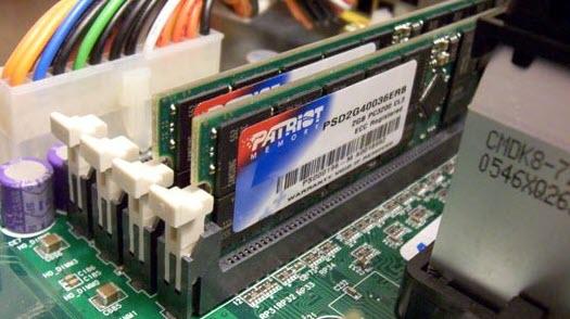 ram máy tính