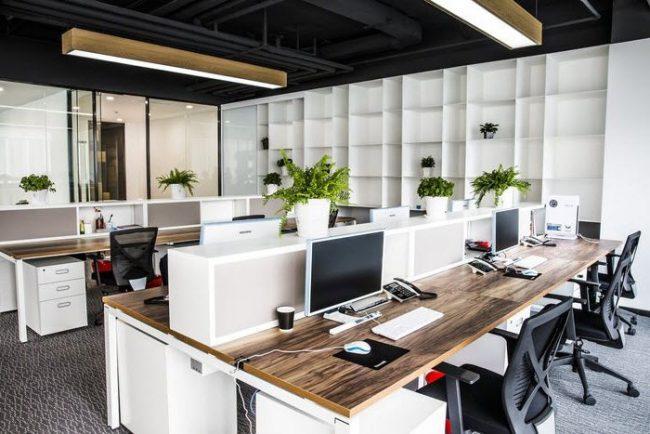 văn phòng đẹp