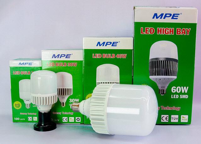 đèn led mpe siêu tiết kiệm