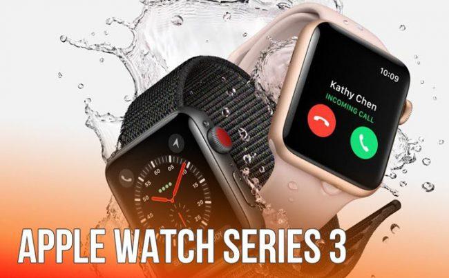 đồng hồ apple watch searies 3