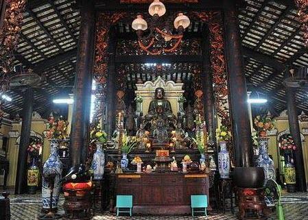 tượng phật chùa