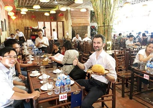 quán ăn ngon ở chùa hương